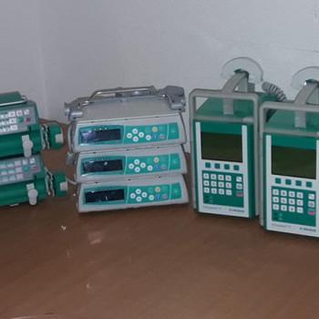 Насос шприцевий інфузійний B.BRAUN COMPACT