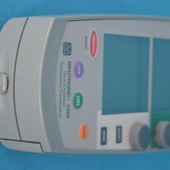 Зовнішній двокамерний кардіостимулятор Medtronic 5388