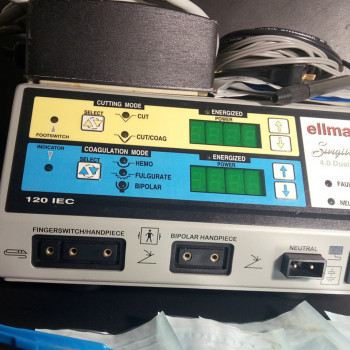 Хірургічний радіохвильовий генератор Ellman Surgitron 120 Dual RF