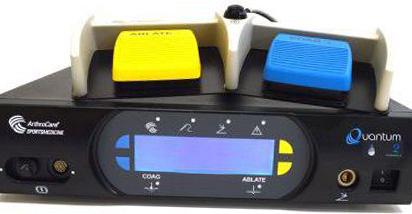 Коблатор Arthrocare Quantum 2 радиочастотный генератор