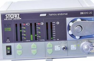 Аспиратор-ирригатор (помпа) для гистероскопии и лапароскопии Karl Storz Endomat Hamou 26331020