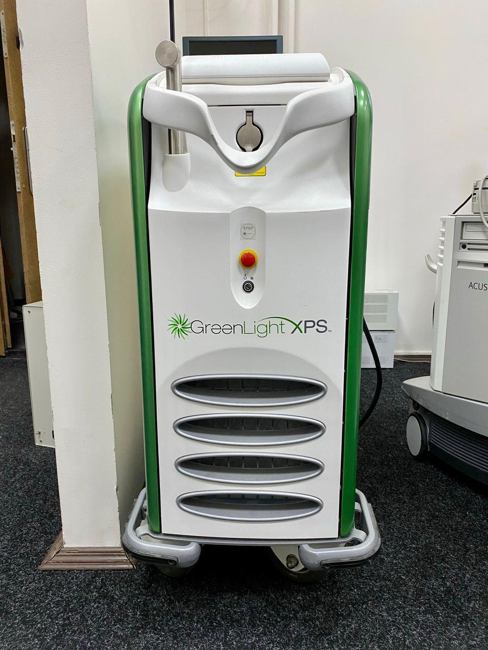 Аппарат лазерной терапии вапоризация простаты Greenlight XPS